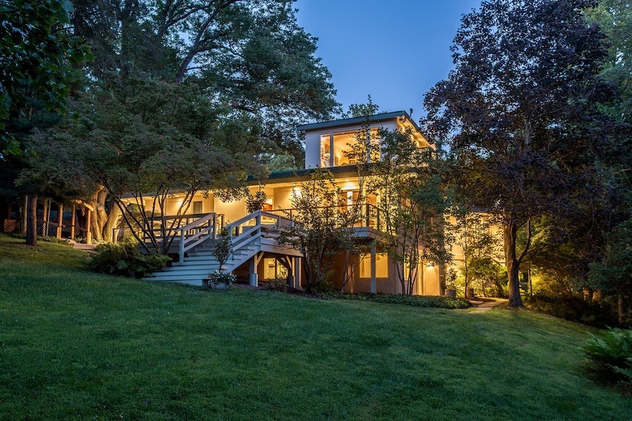 house for sale gladwyne contemporary exterior