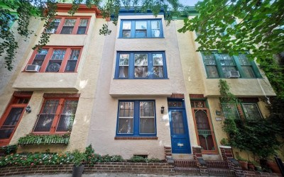 house for sale rittenhouse postmodern trinity exterior front