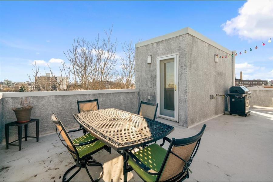 house for sale south kensington contemporary roof deck