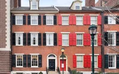 open houses philadelphia washington square townhouse