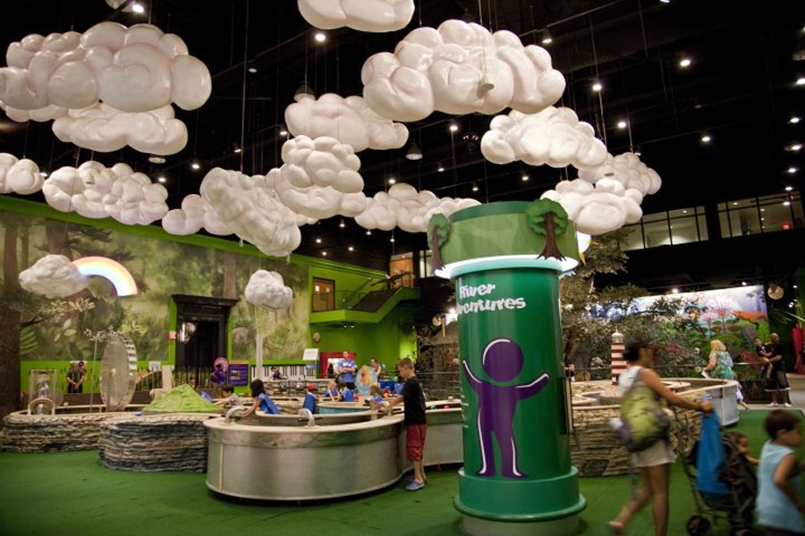 indoor kids activities play places