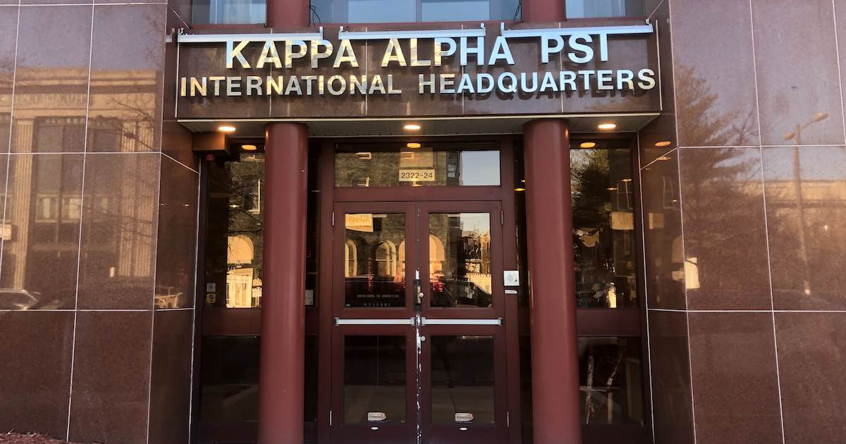 Feds Say Former Kappa Alpha Psi Official Embezzled Over $1 Million