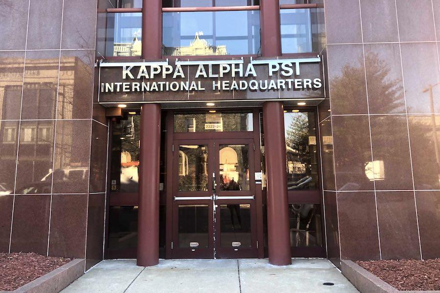 kappa alpha psi fraternity embezzlement