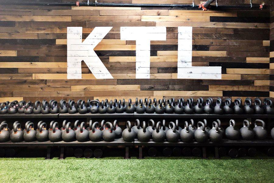 KTL kettlebell gym review