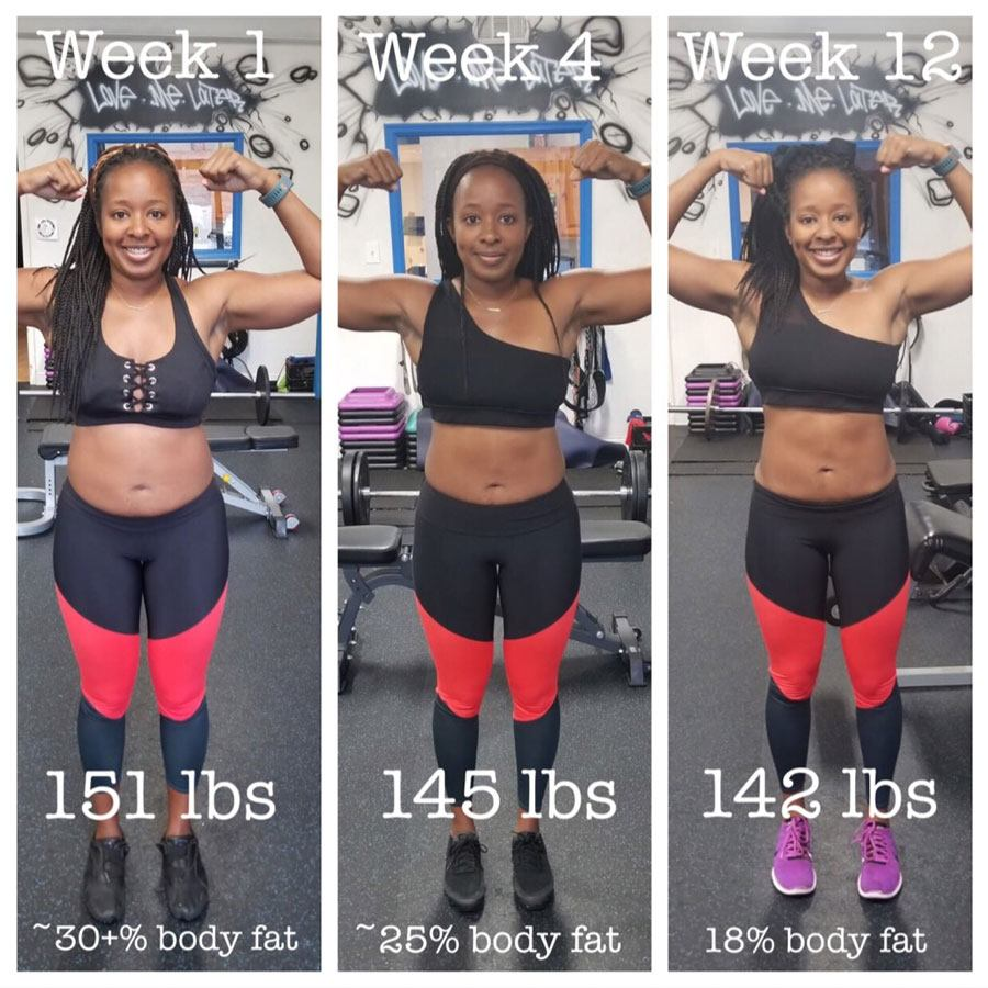 How Lifting Heavier Helped Me Lose Weight Faster