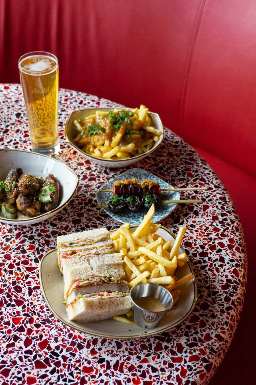 nunu review food menu philadelphia