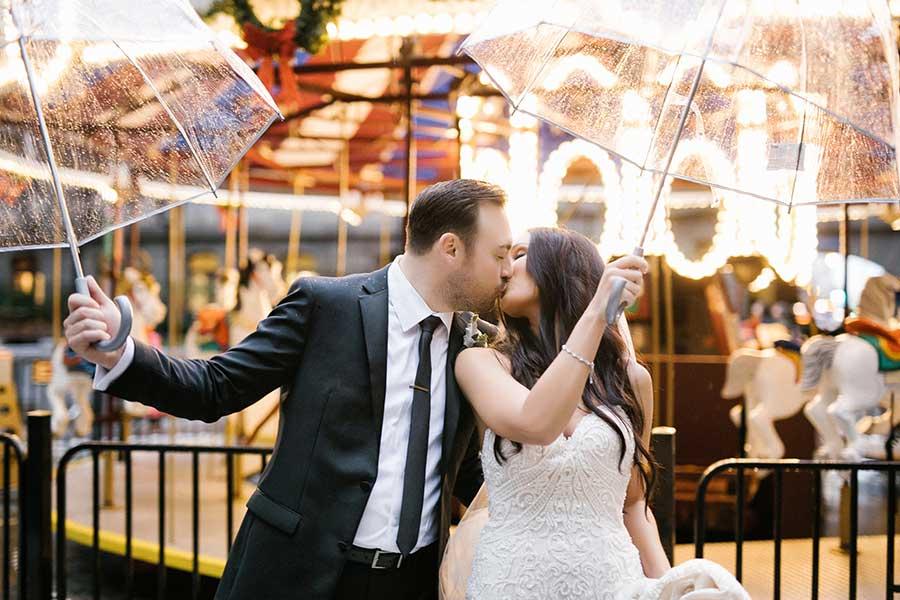 rain-wedding
