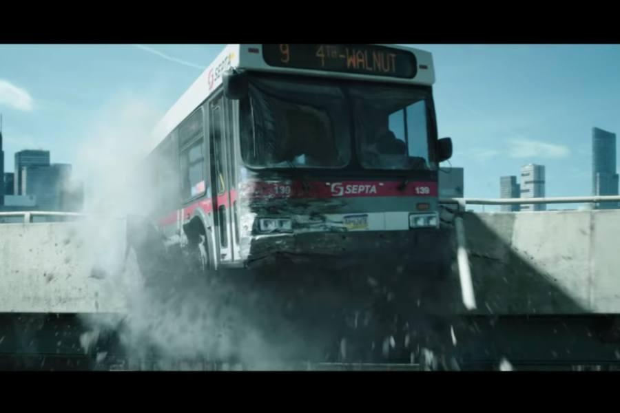 shazam septa bus
