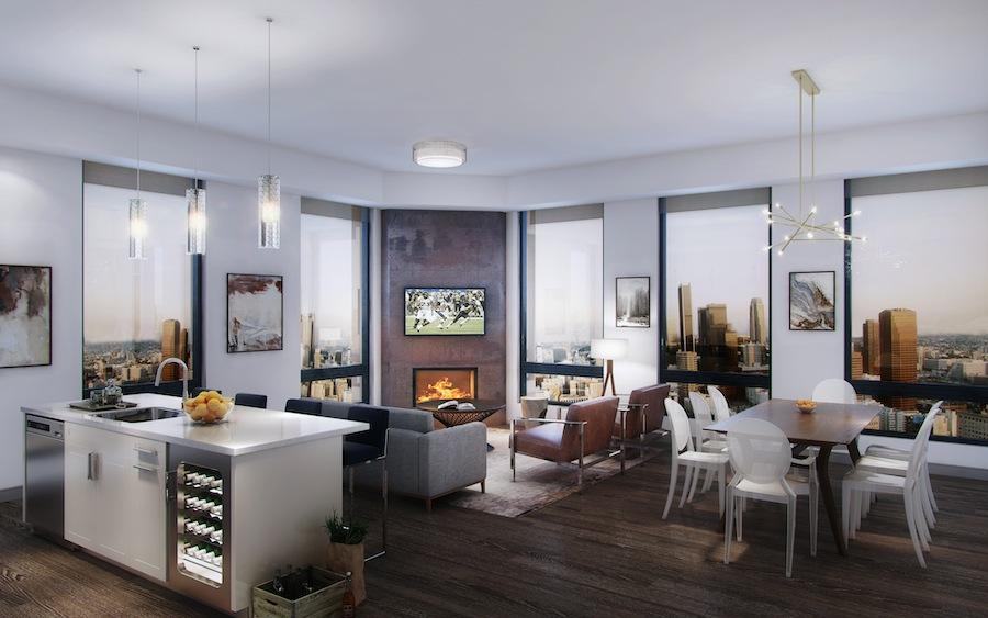 the harper penthouse apartment