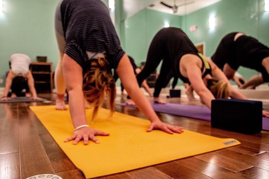 yoga studios philadelphia