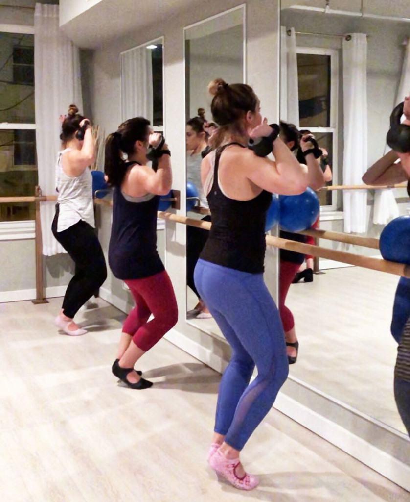 Wall Fitness Kettlebarre