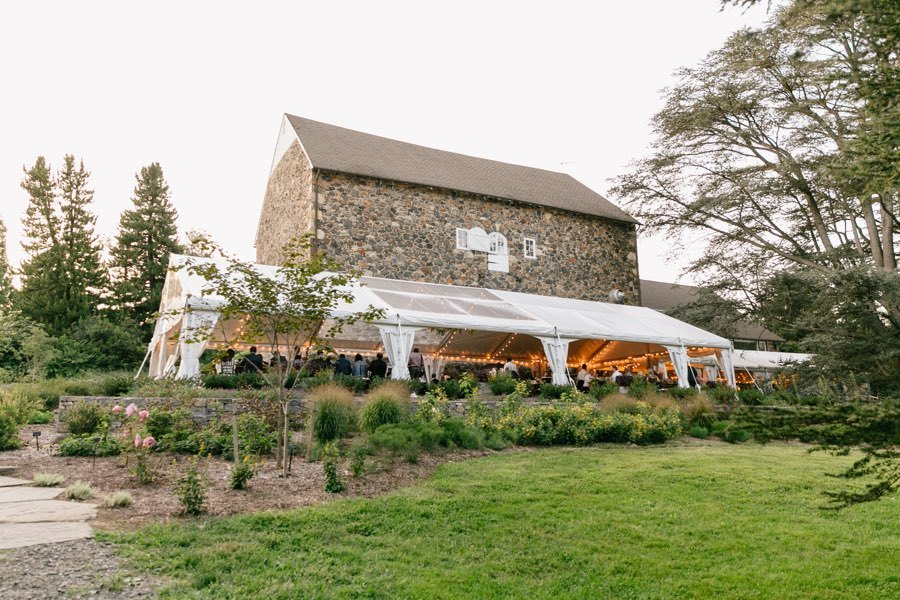 tyler arboretum wedding