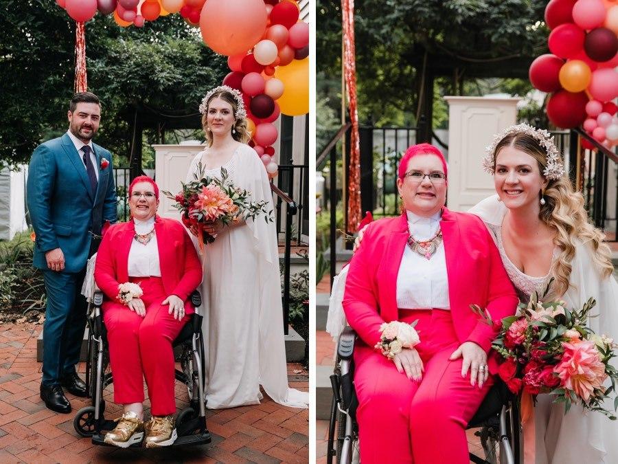 circus wedding ideas