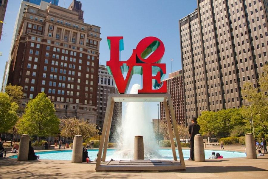 love park granite