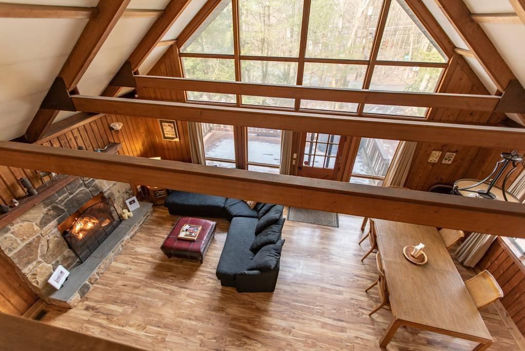 Pennsylvania ski cabins