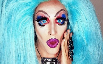 annie christ drag queen library