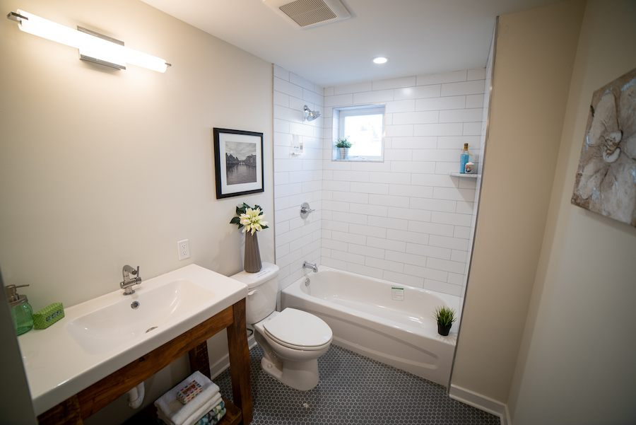 condo for sale south kensington new construction bathroom