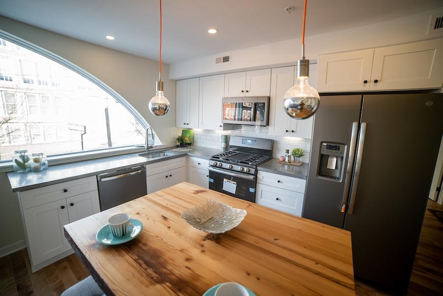 condo for sale south kensington new construction kitchen