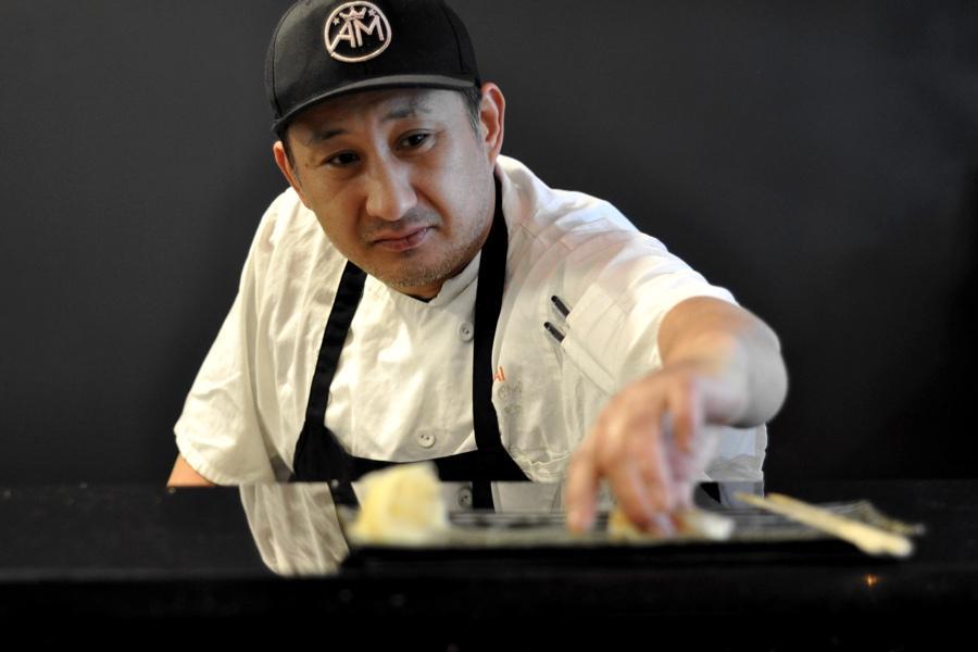 dawa fishtown philadelphia sushi omakase