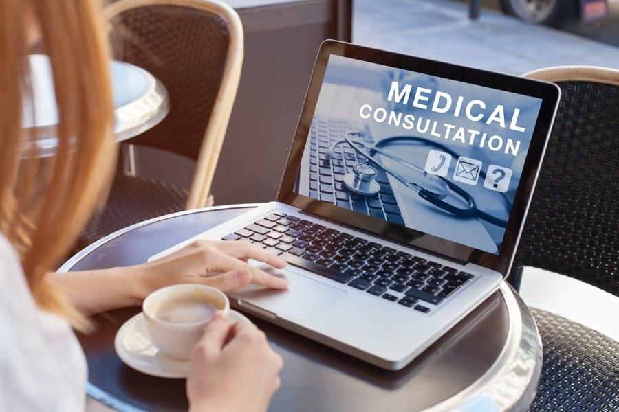 google search healthcare