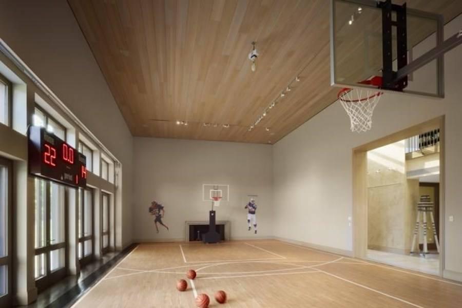 house for sale fort washington alter residence basketball court