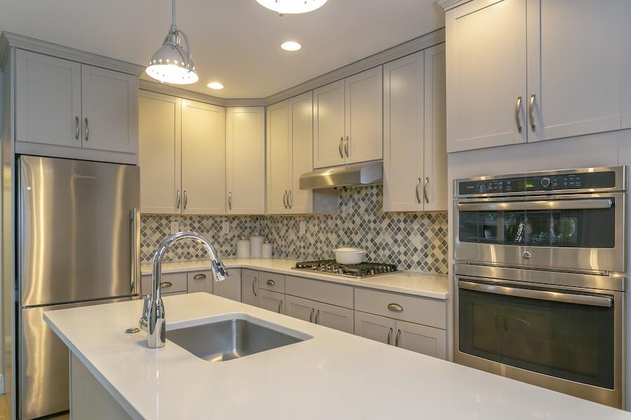 house for sale graduate hospital mansard kitchen