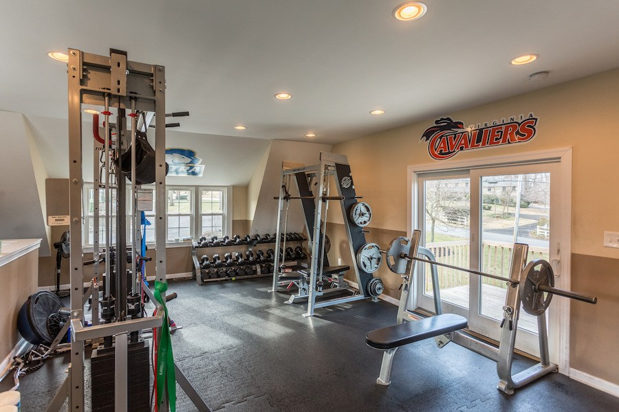 house for sale huntingdon valley colonial active lifestyle resort gym
