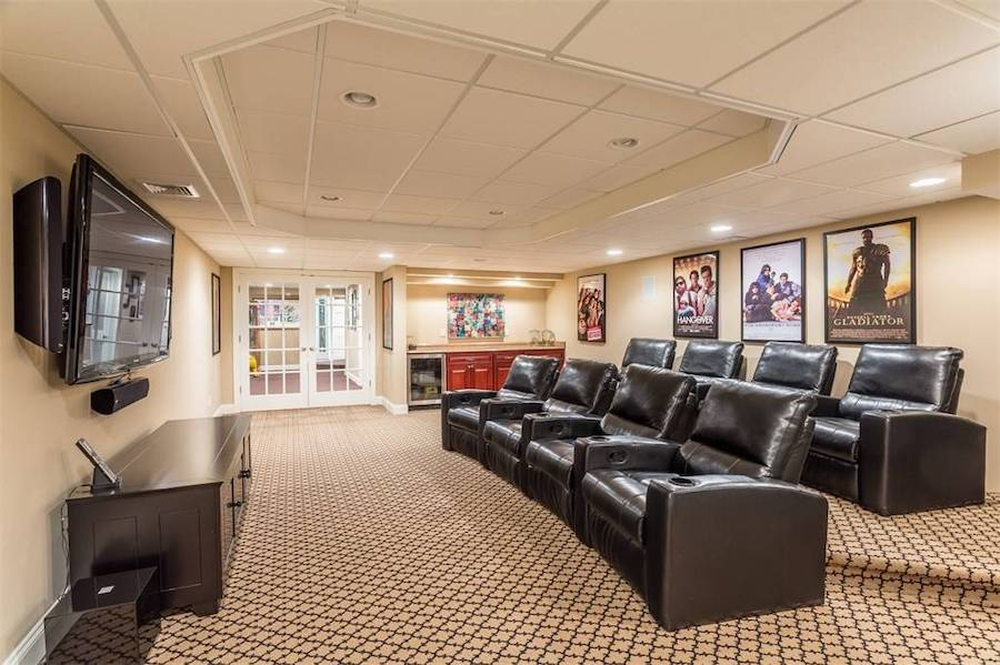 house for sale huntingdon valley colonial active lifestyle resort home theater