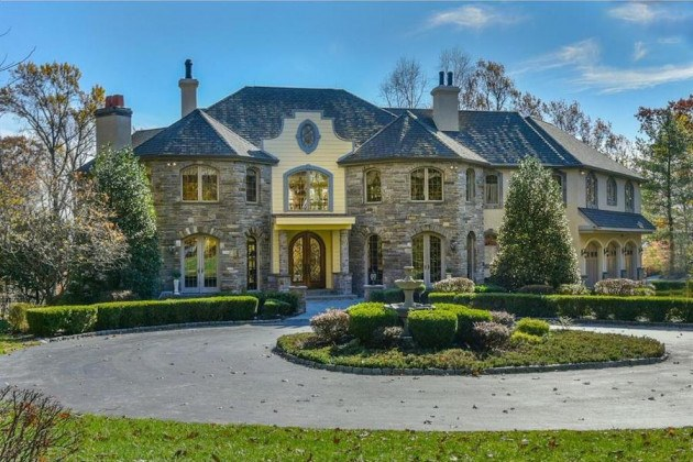 house for sale malvern hilltop chateau exterior front