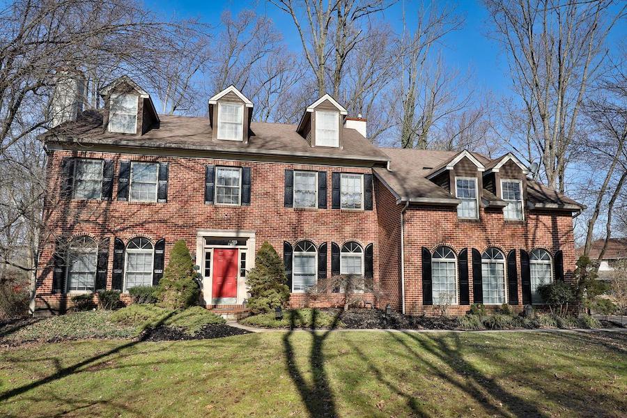 house for sale maple glen bondage house ambler exterior front