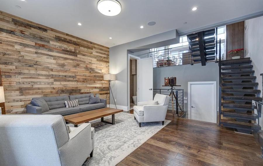 House For Sale Modern Rowhouse With Roof Deck In Northern