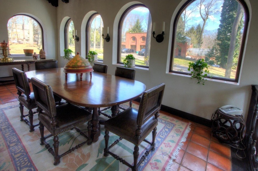 house for sale radnor rock rose estate casual dining room