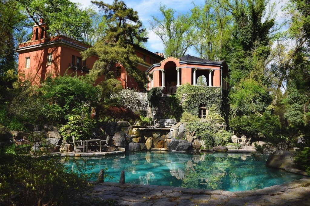 house for sale radnor rock rose estate pool and gazebo
