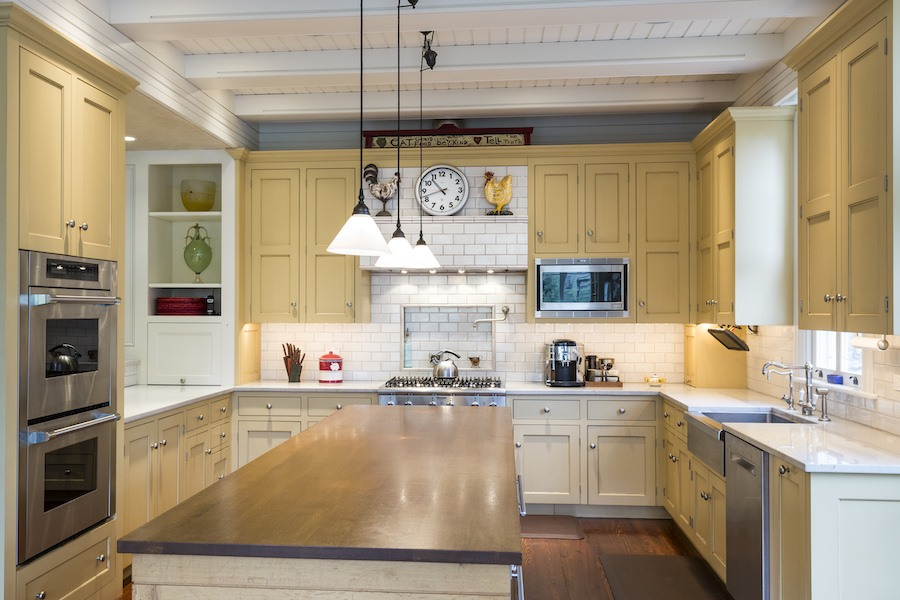 house for sale roxborough expanded italianate kitchen