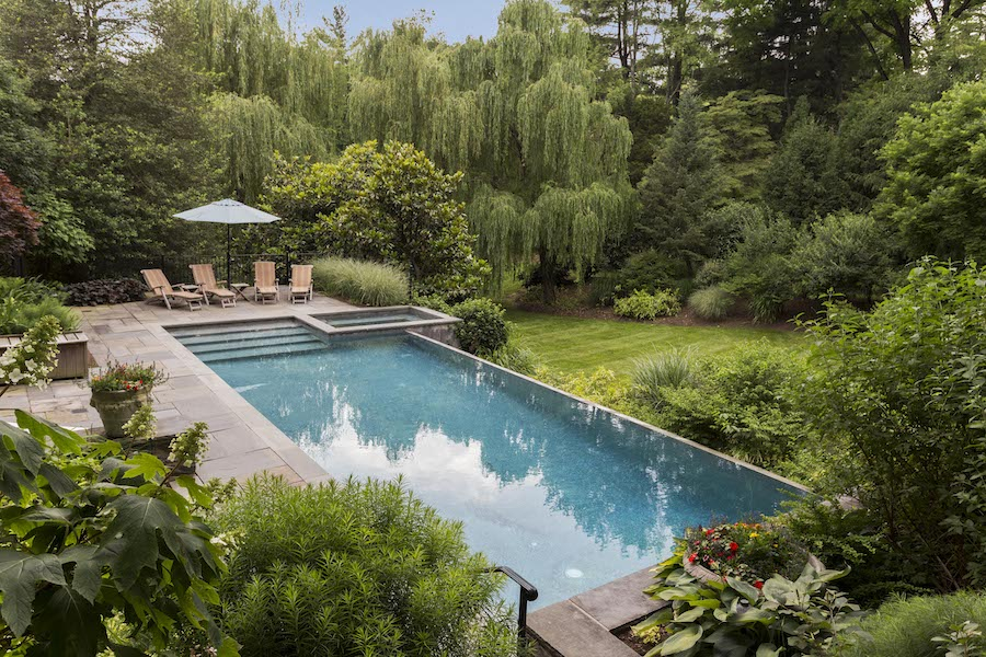 house for sale roxborough expanded italianate pool