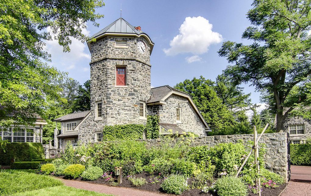 house for sale villanova ardrossan stable clock tower building