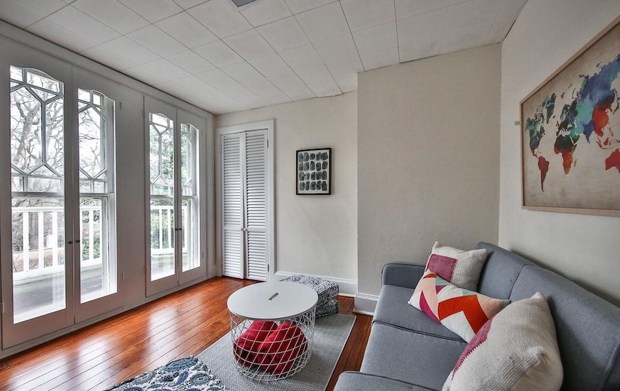house for sale w mt airy victorian 3d flr bedroom and deck