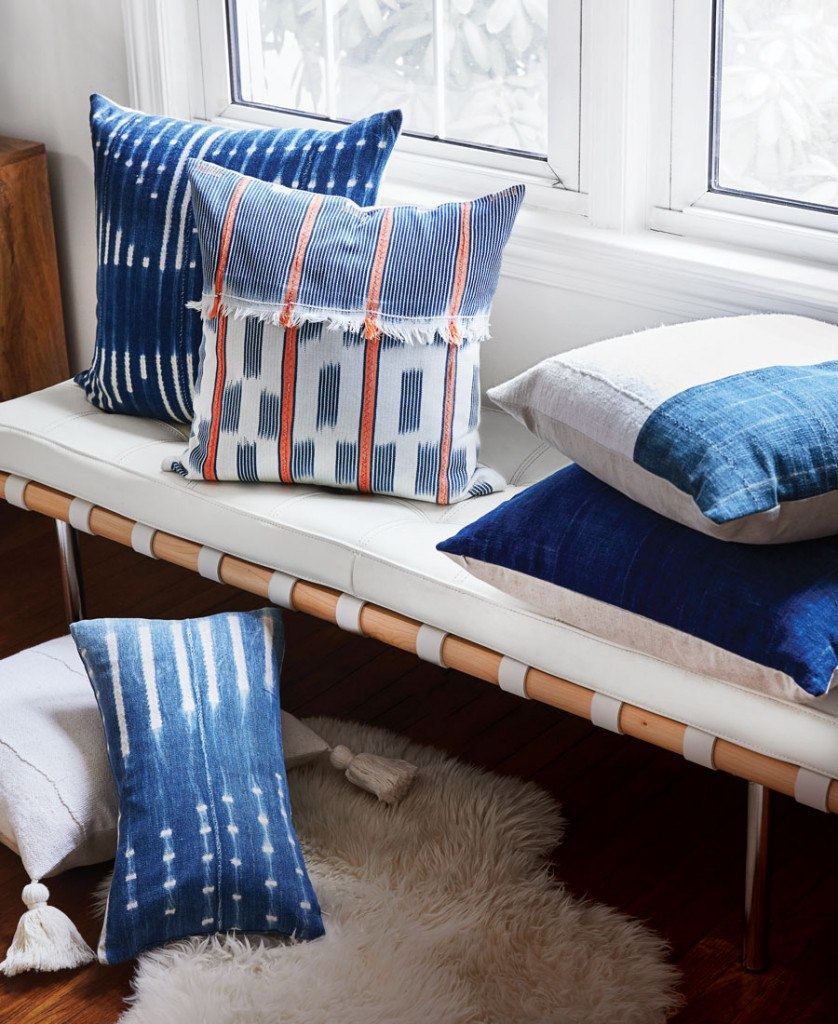 knob thorn home pillows