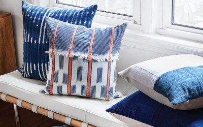 knob thorn home pillows