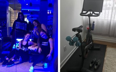 peloton workouts