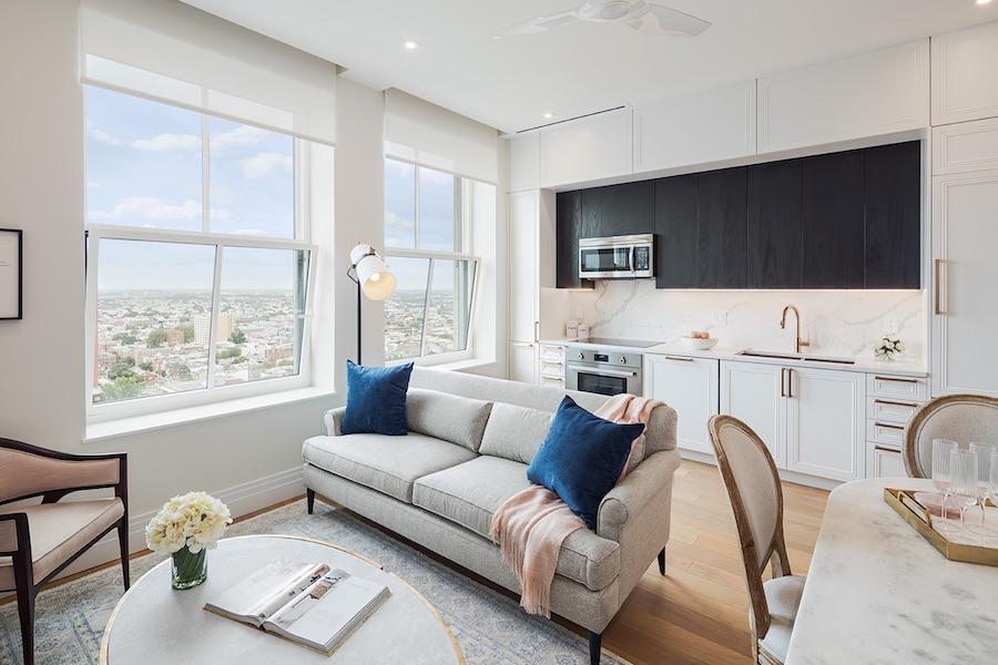 the atlantic apartments neoclassical apartment