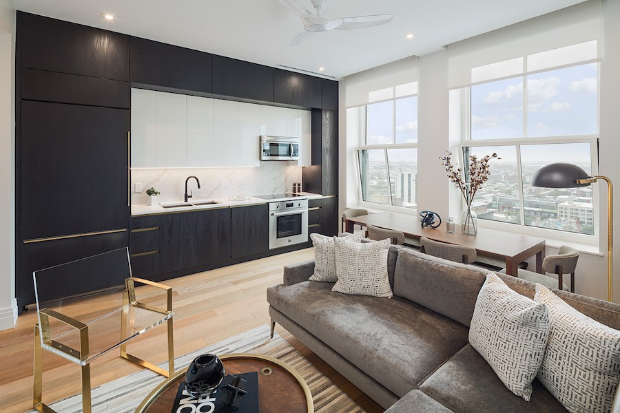 the atlantic apartments modern apartment