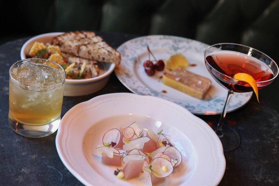 valentine's day philadelphia dinner menu