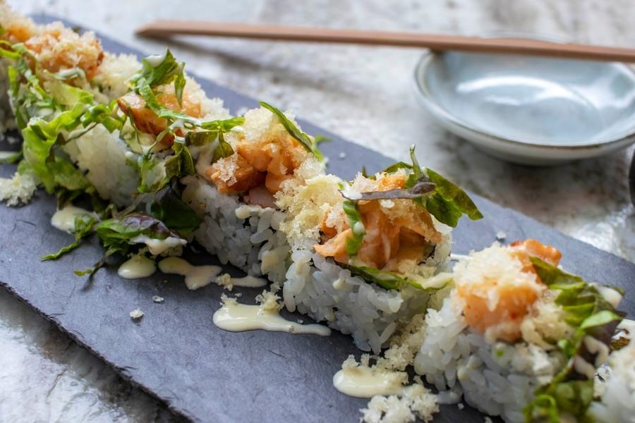 valentine's day philadelphia sushi