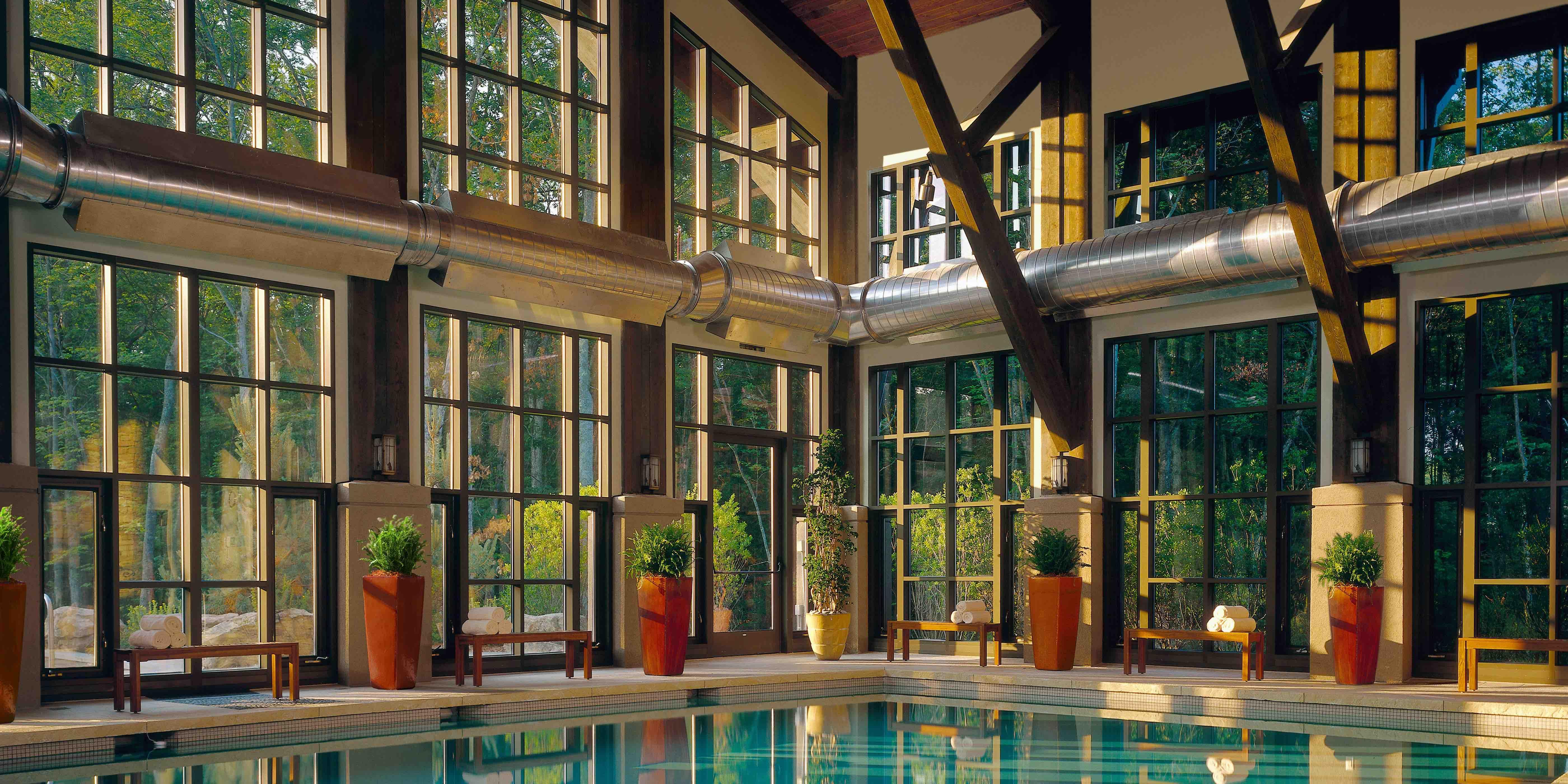 5 Beautiful Wellness Resorts To Visit In Pennsylvania