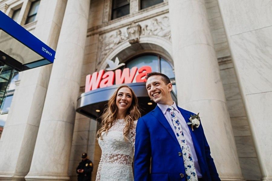 Wawa wedding photos