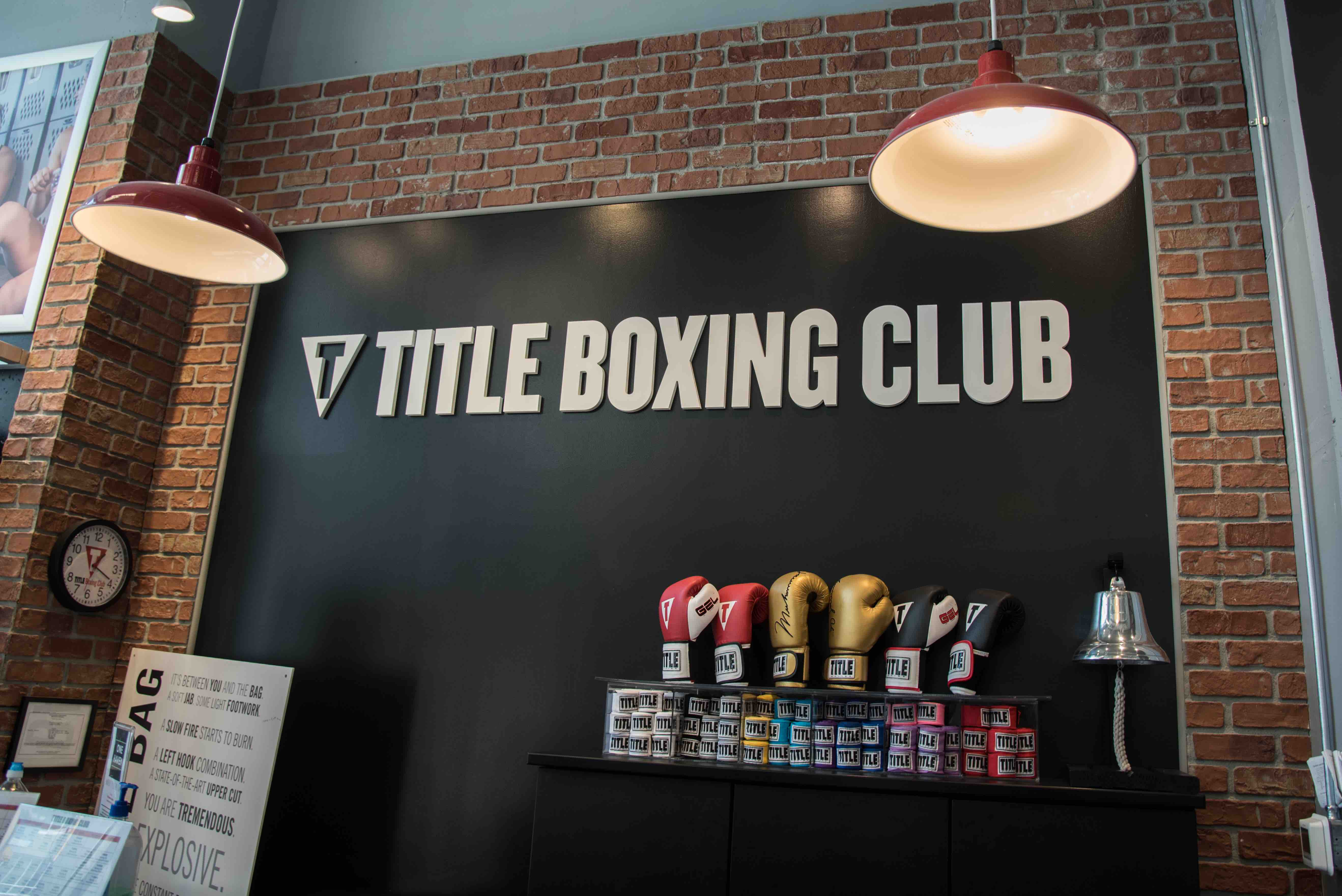BWP Underground Title Boxing Club
