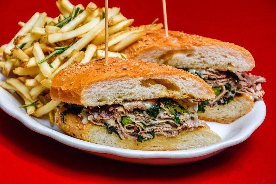 best roast pork sandwich philadelphia center city