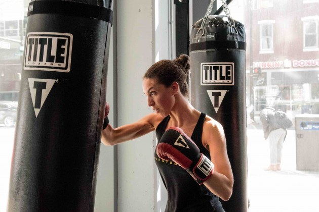 BWP Underground Title Boxing Club
