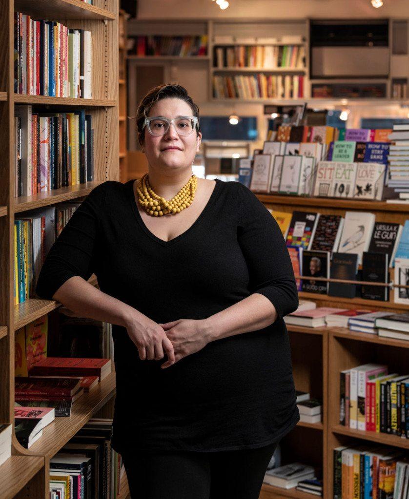 writer Carmen Maria Machado